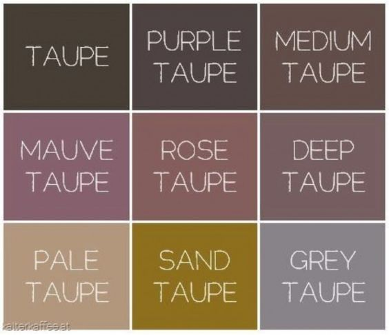 All time favourite Taupe. Lees mijn nieuwste blog op Interieur Inspiratie - All'interno
