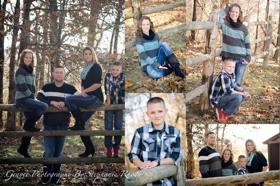 Family Photography, Fall