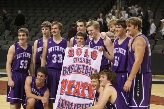 MOC-FV Boy's Basketball Team Orange City Iowa 2016