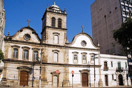 Igreja Nossa Senhora do Carmo e Capela - Santos - Sao Paulo - Pesquisa Google