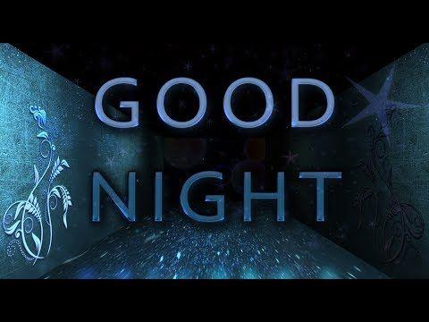Good Night Best Animated Greeting Card 4k Youtube Greetings Greeting Cards Cards