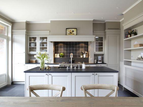 Keuken idee n voor het huis pinterest kasten layout en liefde - Lay outs binnenkomst in het huis ...