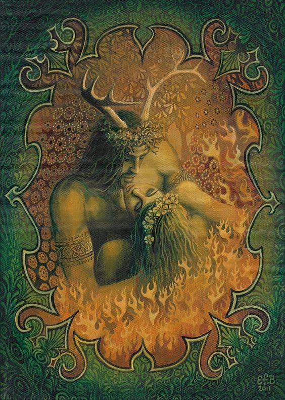 """""""Oh May Man, ripe for yield, On the ground, pinned me down, Held back the kilt, sword to the hilt, As the flames burned, unfurled like the fern, In the green grass of the Beltane field…"""""""