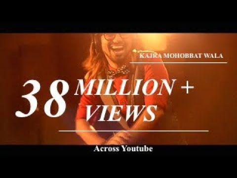 Kajra Mohobbat Wala Reprised Version Sachet Tandon The Voice India Finalist Youtube Songs Mp3 Song New Love Songs