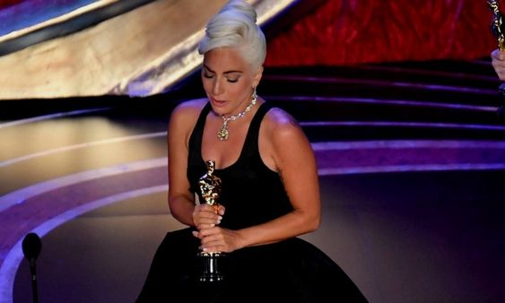 Lady Gaga won an Oscar for Best Original Score in A Star Is Born