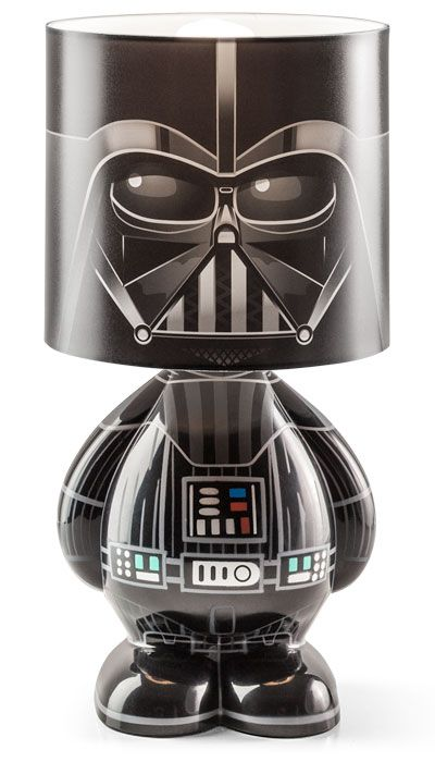 Star Wars Darth Vader Desk Lamp: Darth Lamp, Lamp Starwars, Fanart Starwars, Vader Desk, Vader Lamp, Star Wars Darth Vader