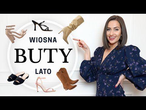 Jakie Buty Kupic Na Wiosne I Lato Zophia Stylistka Youtube Fashion Women S Top Women