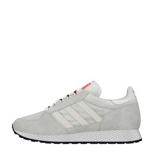 adidas originals Forest Grove sneakers lichtgrijs | Sneaker ...