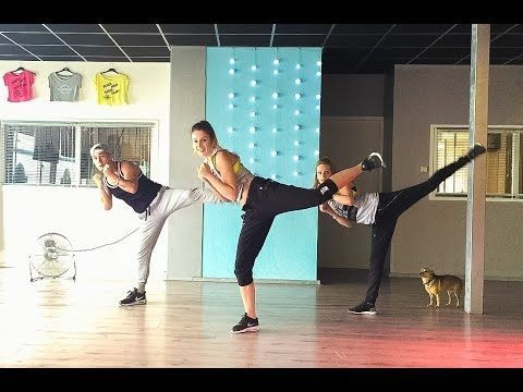 The Chainsmokers - Don't let me down - Combat Fitness Dance Choreography - YouTube