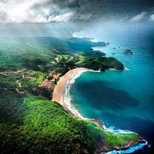 Nicaragua - looks like this needs to be on my list too! Might need to learn to surf too.