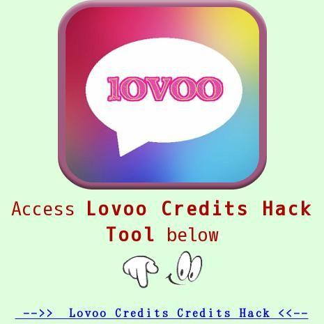 Lovoo credits free Lovoo Hack