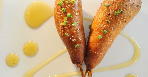 Uber ride? Lobster corn dog? New Colts game features