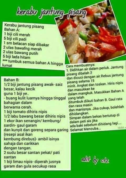 Pin Oleh Dwi Astuti Di Rice Pisang Bawang Putih Bawang