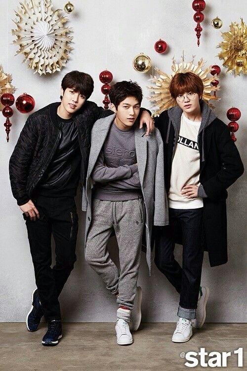 Sungjong , Myungsoo , Infinite