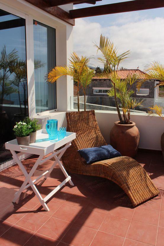7 grandes ideas para balcones y terrazas peque as for Disenos de terrazas pequenas