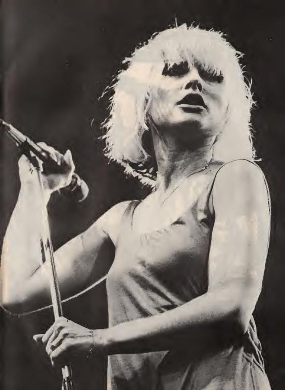 Deborah Harry