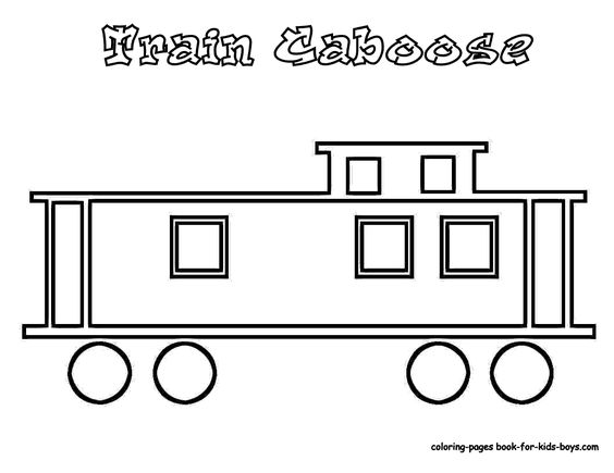 Children Train Coloring At Coloring-pages-book-for-kids
