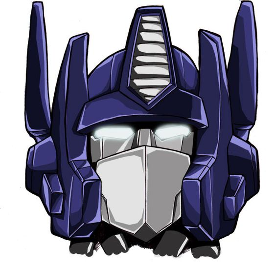 optimus prime face coloring page google search drews