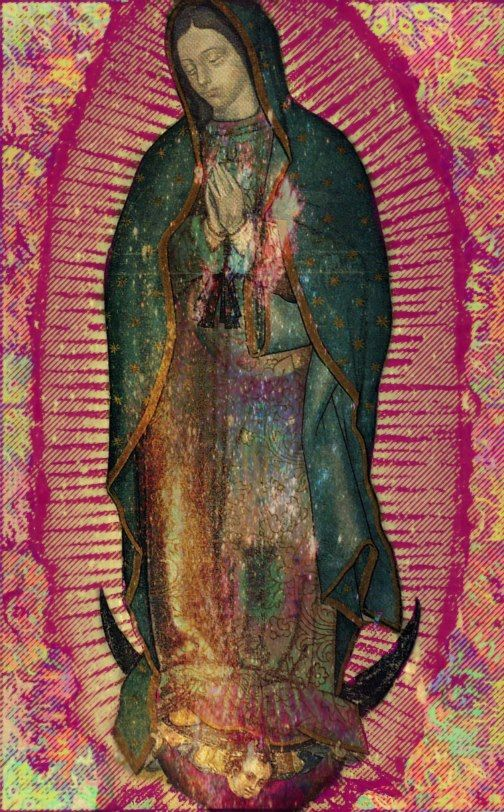 Virgen de Guadalupe!! <3