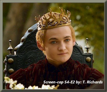 S4 E2 The Purple Wedding Joffrey Jack