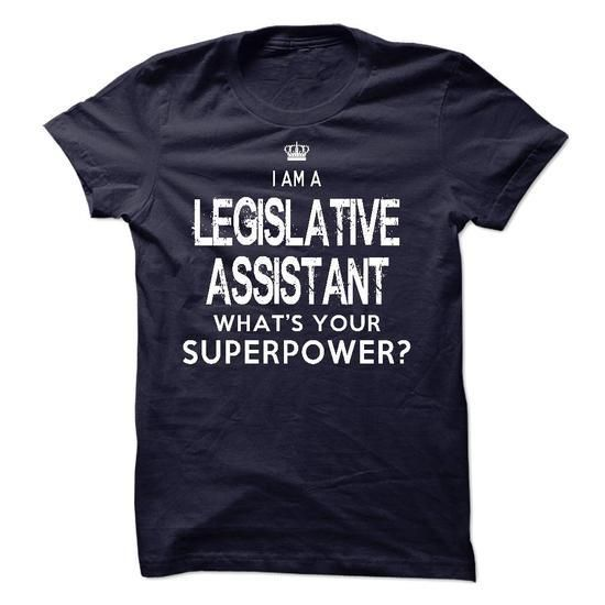 I am a Legislative Assistant T Shirts, Hoodies Sweatshirts. Check price ==► http://store.customtshirts.xyz/go.php?u=https://www.sunfrog.com/LifeStyle/I-am-a-Legislative-Assistant-18124220-Guys.html?41382