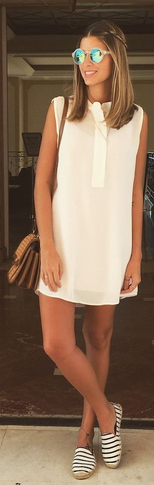 simplesmente linda, adoro o branco