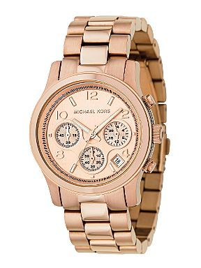 Michael Kors - I love these rose gold watches !!