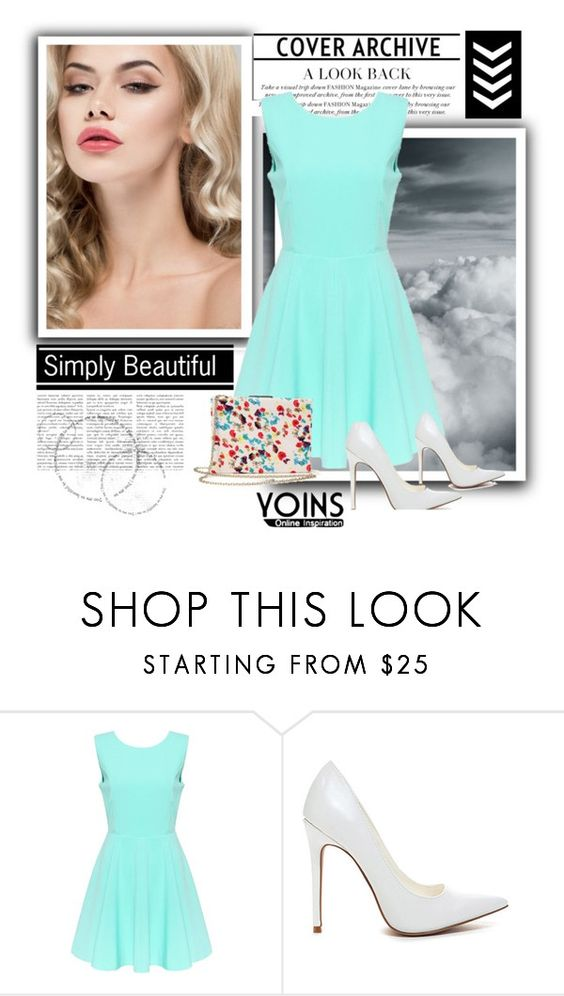 """""""Yoins 26"""" by eddy-smilee ❤ liked on Polyvore featuring moda i yoins"""