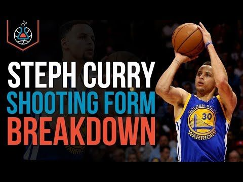 How To Stephen Curry Shooting Form Youtube Stephen Curry Shooting Form Stephen Curry Shooting Basketball Workouts
