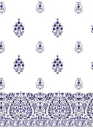 Inspiration For Curtain Stencil For Craft Room Patterns