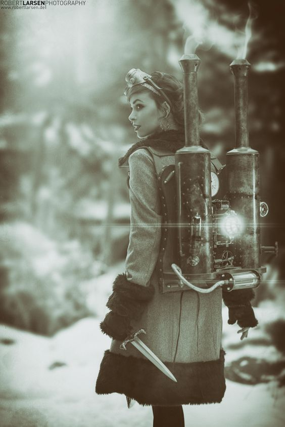 Steampunk Vintage by Robert Larsen on 500px