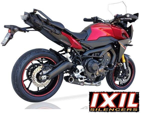 Yamaha XSR900 2016- IXIL SX1 Full Stainless Exhaust System