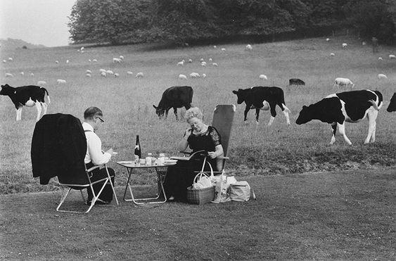Fotografía de Tony Ray Jones, 1967.