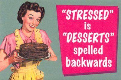 Stressed Me?
