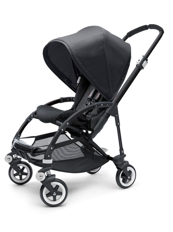 my new Bugaboo Bee All Black