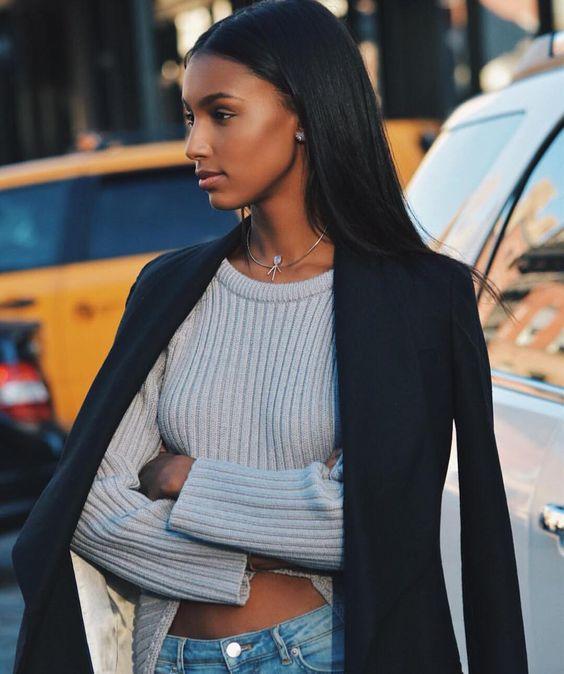 Jasmine Tookes Jasmine And Instagram On Pinterest