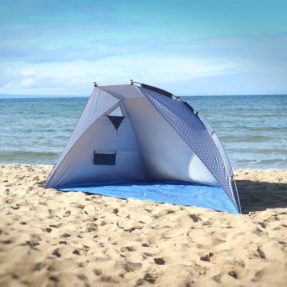 Sun Shelter http://www.lifeliveitup.com.au/beach-stuff/  This would be perfect for those needing a little shade
