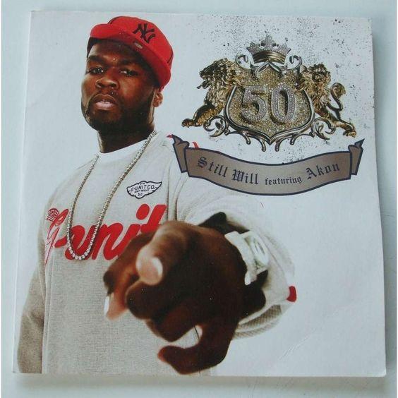 50 Cent, Akon – I'll Still Kill (single cover art)