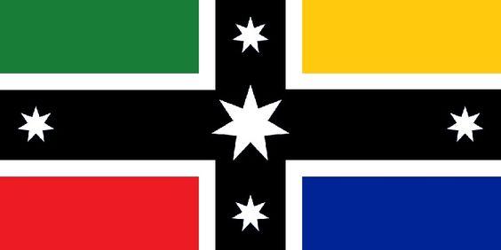 New Australian Flag proposal (2016)
