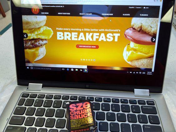 McDonalds and #RickandMorty - They #introduce #szechuan #sauce again to the #generalpublic - https://drewrynewsnetwork.com