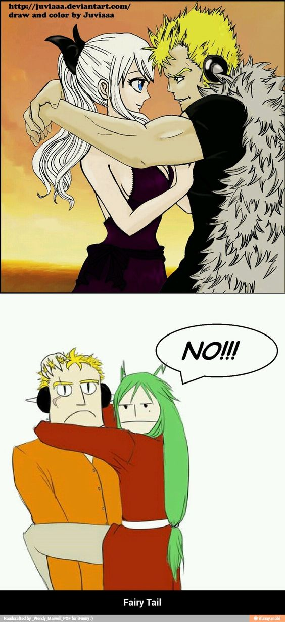 mirajane and laxus relationship quotes