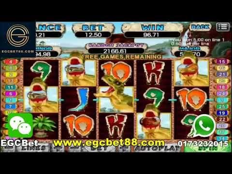 Big Win Egcbet88 918kiss T Rex Bet Rm12 50 Super Bigwin