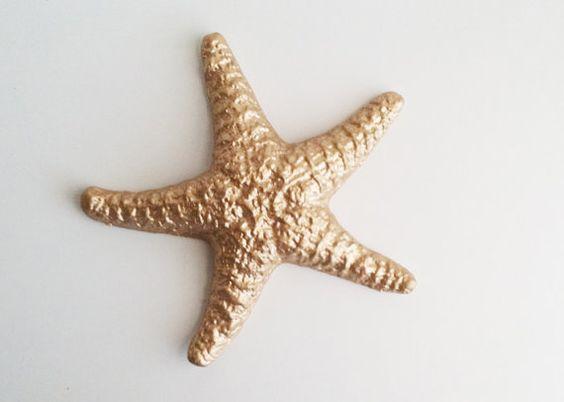 Gold Starfish Wall Decor : Starfish home and beach houses on
