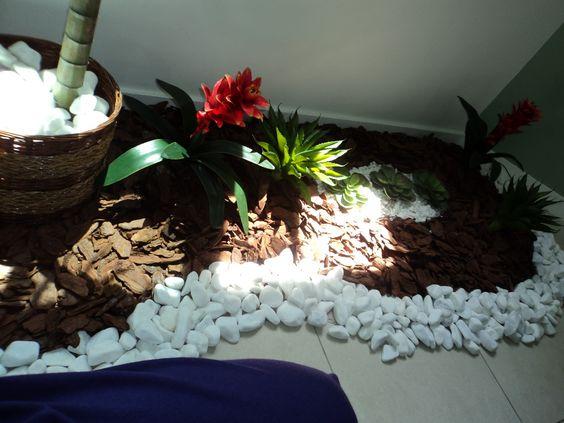 dicas de flores artificiais para jardim de inverno