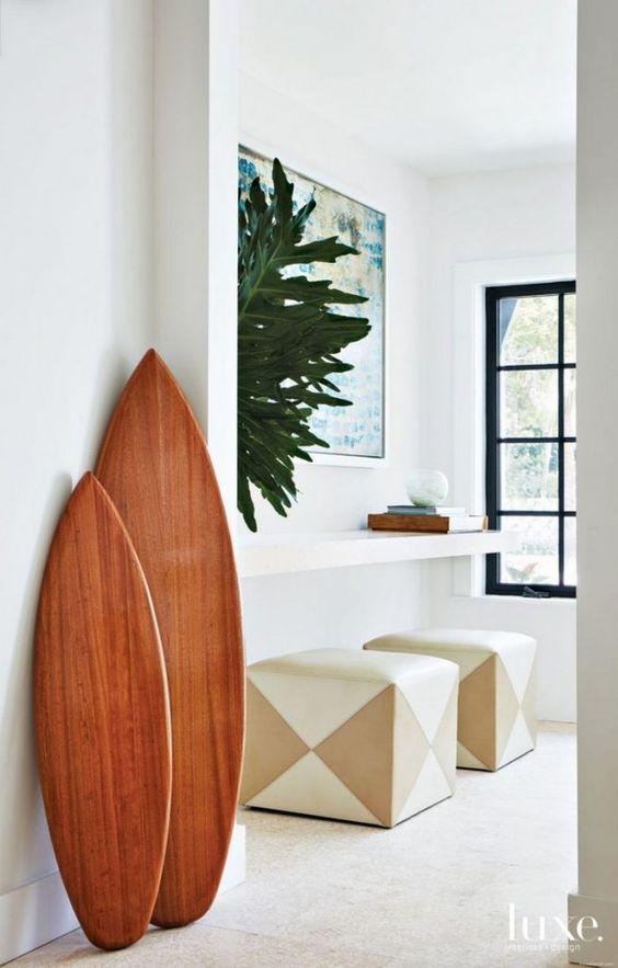 Modern Coastal Living Room Interior Ideas 46