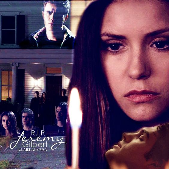 a long time ago ...a edit from clairealyssa: Clairealyssa, Time Ago, Long Time, Vampire Diaries