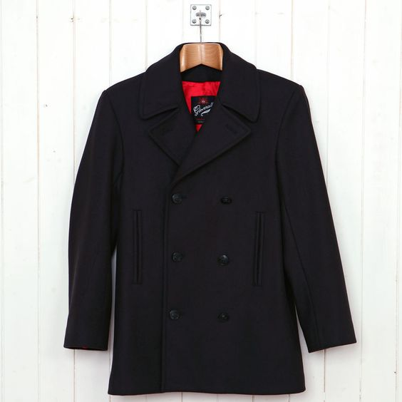 Reefer Jacket by Gloverall £180