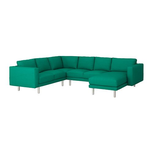 Ikea Us Furniture And Home Furnishings Norsborg Corner Sofa 3 Seater Sofa