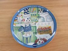 "Pillsbury Dough Boy ""Rise and Shine"" Plate by Bill Bell Danbury Mint ~Free Ship~"