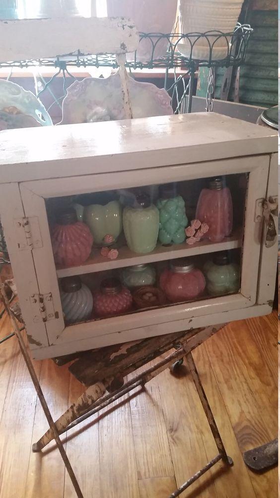 Antique Medical Cabinet by vintagebymarilyn on Etsy https://www.etsy.com/listing/263017626/antique-medical-cabinet